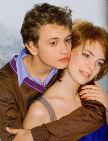 Молоді російські актори в журналі elle