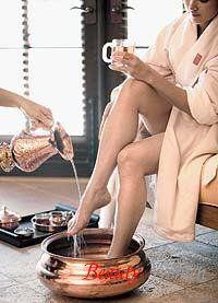 Очищення (чищення) суглобів в домашніх умовах