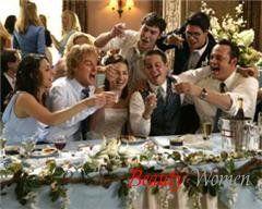 Організаційні моменти перед весільним банкетом