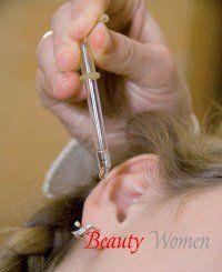Отит вуха - лікування народними засобами (календулою)