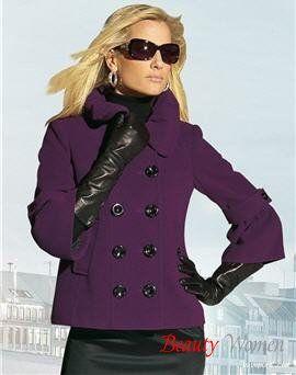 Пальто з утепленою прокладкою. Практичність фасонів пальто. Оптимальна довжина пальто