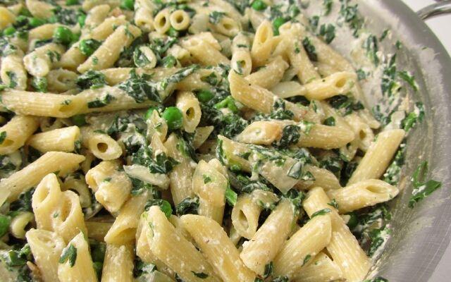 Паста по-італійськи з сиром: домашня кухня