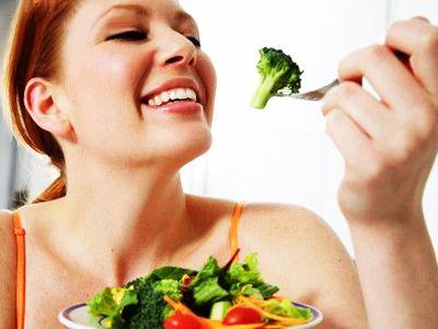 Правильне харчування для зниження ваги