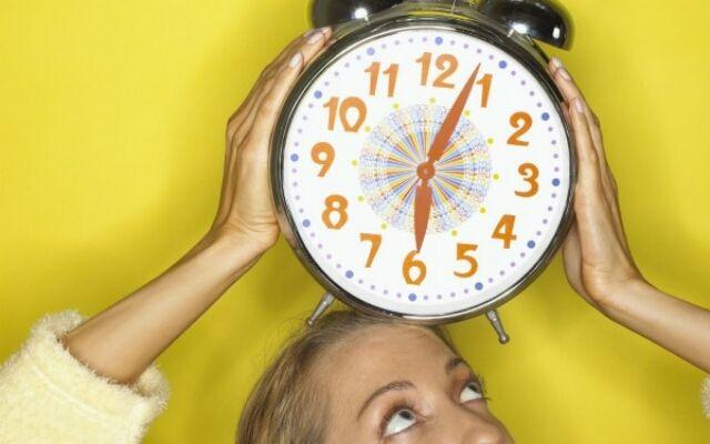 Правильний розпорядок дня для схуднення: розподіли все по годинах