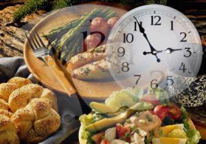 Правильний режим харчування для схуднення