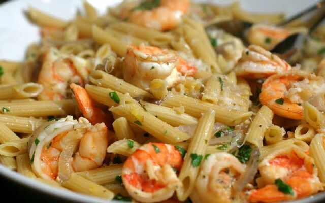 Приготування пасти з морепродуктами: дари глибин