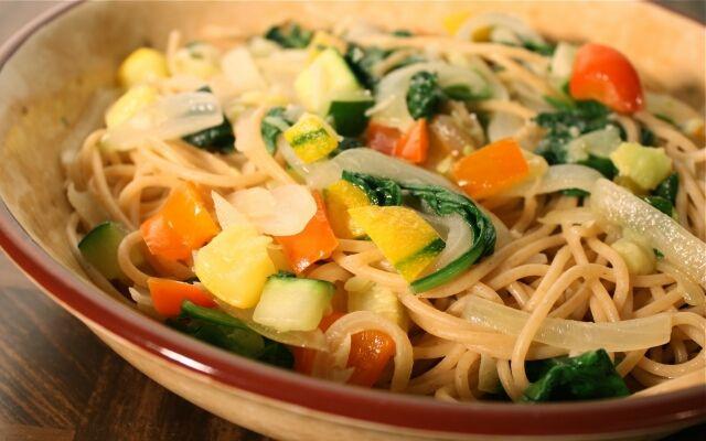 Приготування пасти з овочами: легка їжа