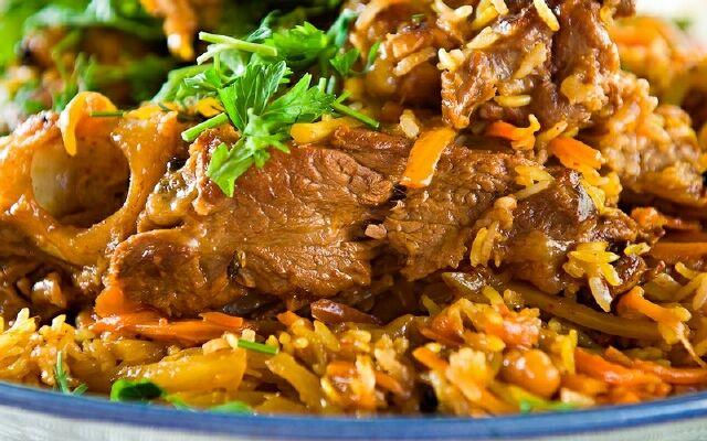 Приготування плову з яловичини: ситний обід