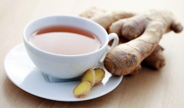 Рецепт імбирного чаю для схуднення: геть зайві кілограми!