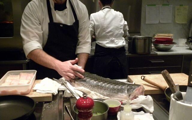 Рецепт приготування осетра: царська рибка