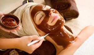 Шоколадна маска для обличчя