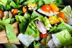 Шведська дієта для схуднення 7, 6 і 5 пелюсток