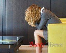 Стрес це причина виникнення і розвитку целюліту