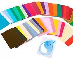 Вчимо дитину розрізняти кольори