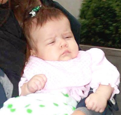 Вгадай малюка: щокатим карапуз