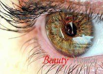 Природна косметика для очей. Догляд за шкірою навколо очей. Компреси для втомлених очей