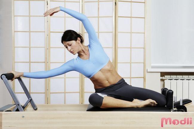 Вправи на розтяжку - покращуємо гнучкість