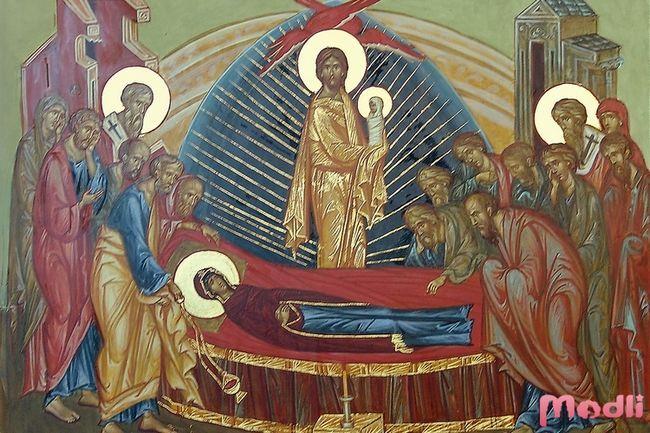 Успенський піст: історія і традиції свята