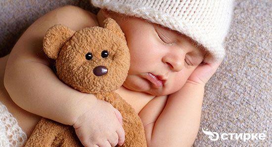 Навіщо прати м'які іграшки малюка і як це зробити правильно