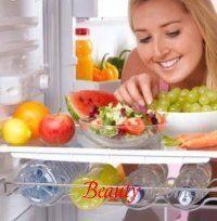 Калорійність та енергетична цінність харчових продуктів харчування