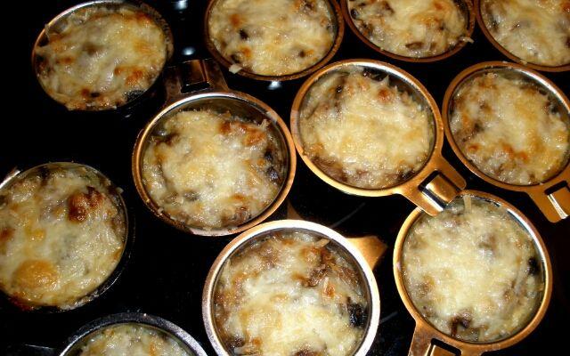 Жульєн з курки з грибами: тонкощі готування